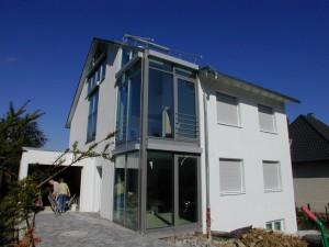 Neubau Wohnhaus, Leinfelden- Echterdingen, Stetten