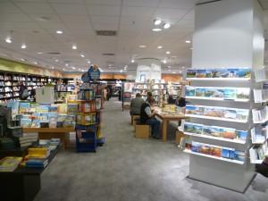 Umbau Verlags- und Sortimentsbuchhandlung , Stuttgar