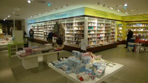 Umbau Verlags- und Sortimentsbuchhandlung , Stuttgart