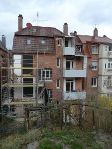 Modernisierung Balkonvorbauten, Stuttgart