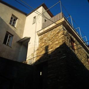 Umbau Lager- und Stallgebäude, Montecalvo, Ligurien