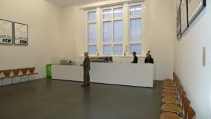 Kaffeebar, Alte Staatsgalerie, Stuttgart