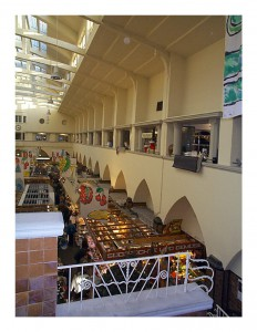 Teefachgeschäft, Markthalle Stuttgart